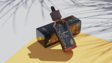 Nanoil Arganöl für strahlenden Teint