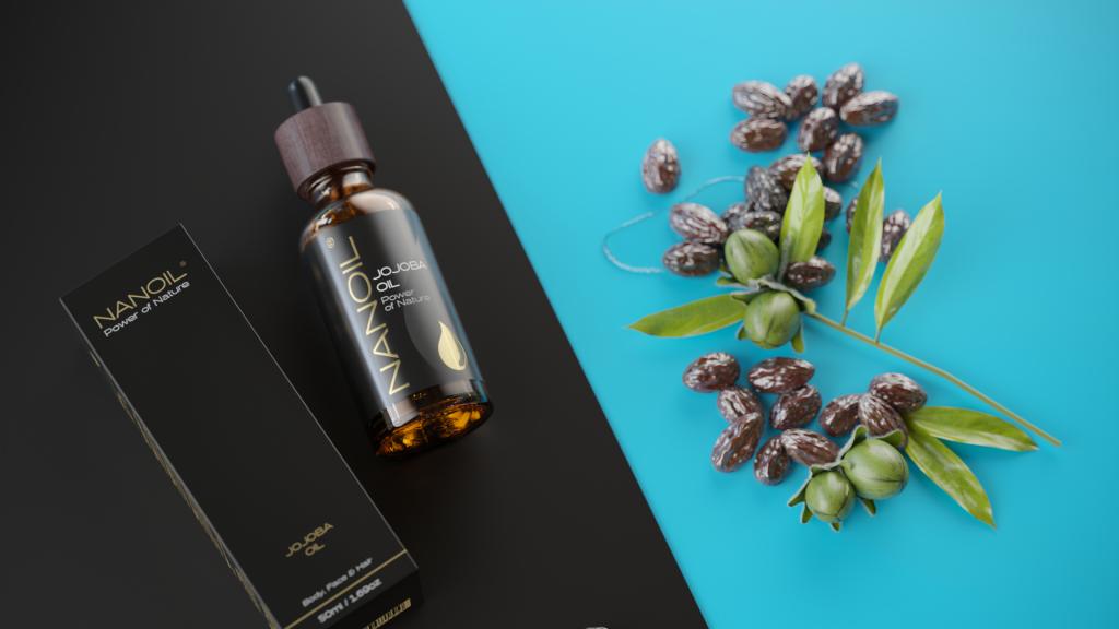 Nanoil Jojobaöl zur wirksamen Hautpflege