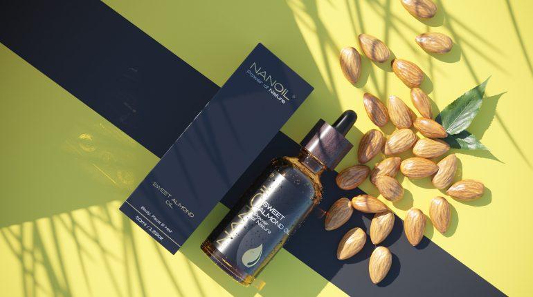 Nanoil Mandelöl für sensible Haut
